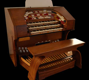 Les' Theater Organ Project